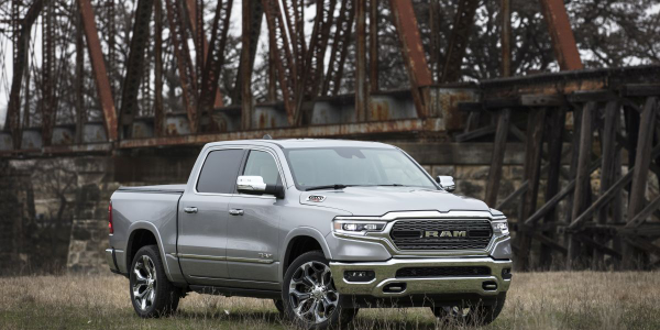 The 2020 Ram 1500 EcoDiesel is available across all models and configurations, including a...