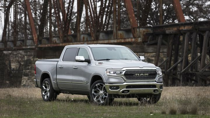 U.S. News & World Report has named Ram Truck the Best Truck Brand for 2020.  - Photo: Ram Truck