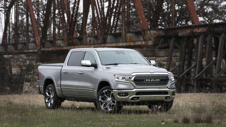 U.S. News & World Reporthas named Ram Truck the Best Truck Brand for 2020. - Photo: Ram Truck