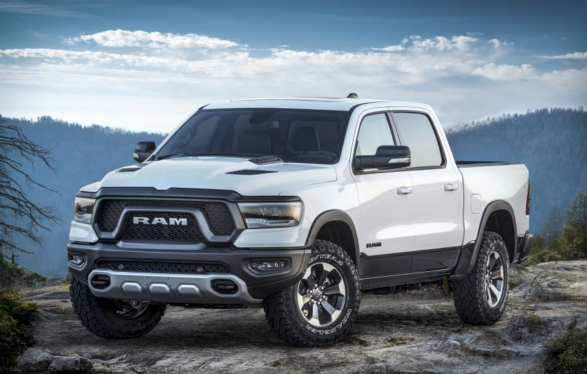 Ram 1500 and 2500 Trucks Recalled for Driver Side Mirror Issues