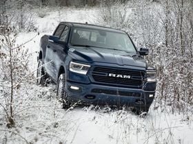 Ram Pickup Sales Up 18%