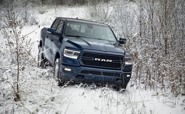 The 2020 Ram 1500 North Edition is one of the newer model offerings from Ram Truck.  - Photo: Ram Truck