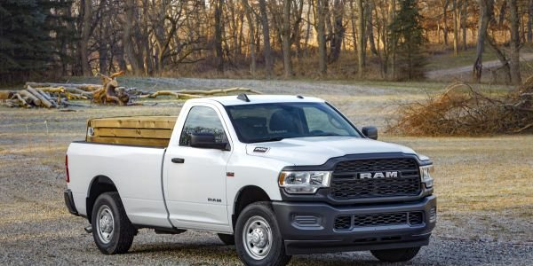 The 2020 Ram Heavy Duty offers a towing capacity of 35,100 pounds and a payload capacity of...