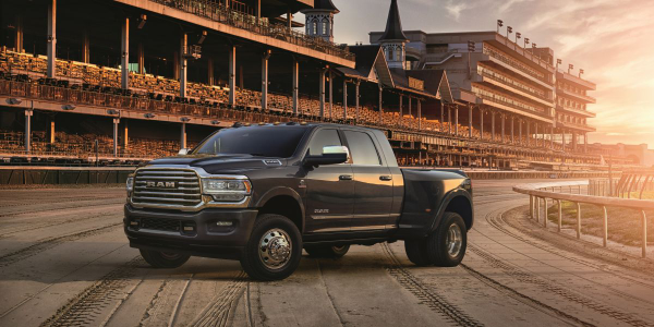 Ram Trucks commemorated its 10-year anniversary as the Official Truck of Churchill Downs and The...