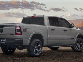 Ram's Built to Serve Editions Honor Military