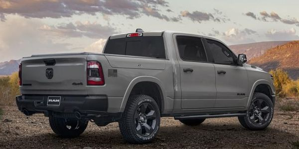 Ram will roll out the first of the Built to Serve edition trucks in November, coinciding with...