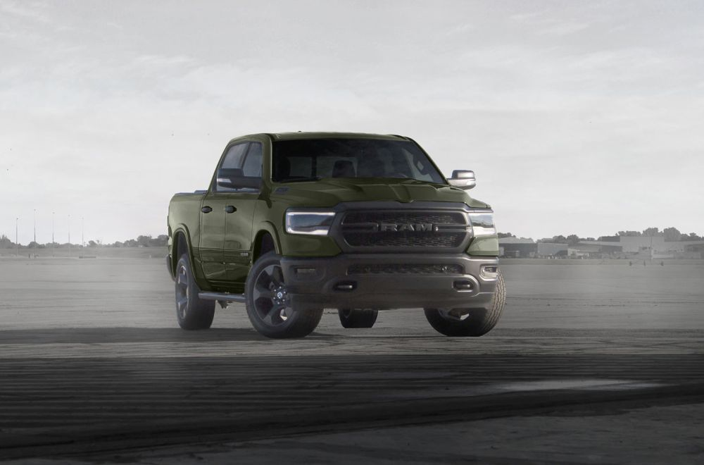 Ram Adds Fourth Phase of Built to Serve Trucks