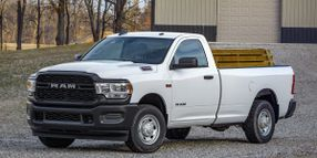 Ram Unveils 2019 Heavy Duty Tradesman Pickup
