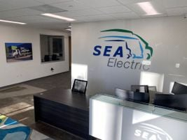 SEA Electric, which was founded in Australia by Tony Fairweather, the company's group managing...