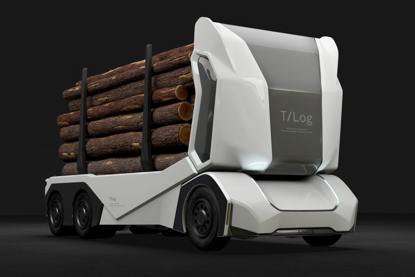 Emitting no greenhouse gases or toxic nitrogen oxides, the T-log is an environmentally and...
