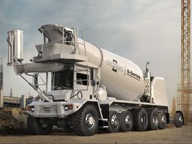 Oshkosh S-Series Concrete Mixer Updated & Improved