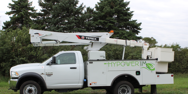 Terex HyPower IM Telescopic Aerial Device