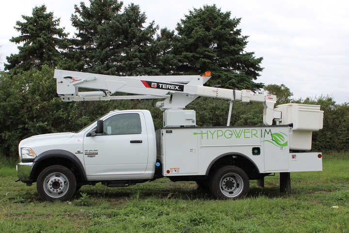 Terex HyPower IM Telescopic Aerial Device  - Photo courtesy of Terex