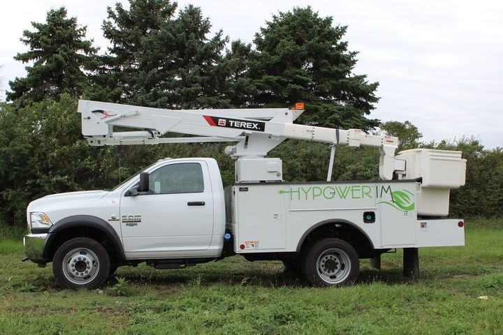 Terex Utilities' latest Tech Tip applies to telescopic aerial devices (like the one pictured)and overcenter aerial devices.  - Photo courtesy of Terex
