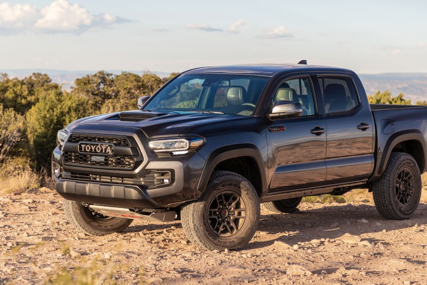 The 2020 Tacoma is available in 32 models based on two cab types, the extended Access Cab and...