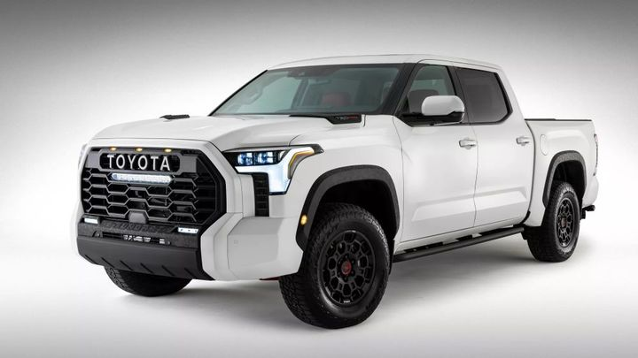 The 2022-MY Toyota Tundra will be officially launched in fall of 2021. - Photo: Toyota