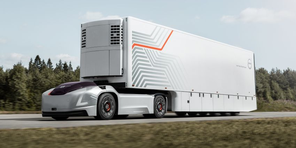 Volvo Trucks is developing a new type of transport solution for repetitive transports involving...