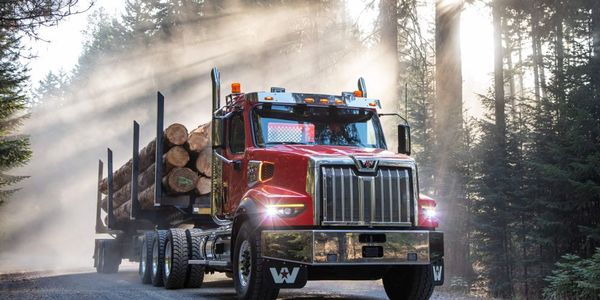 The Western Star 49X is among the vehicles affected by the DTNA recall.