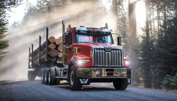 The Western Star 49X is among the vehicles affected by the DTNA recall. - Photo: Western Star