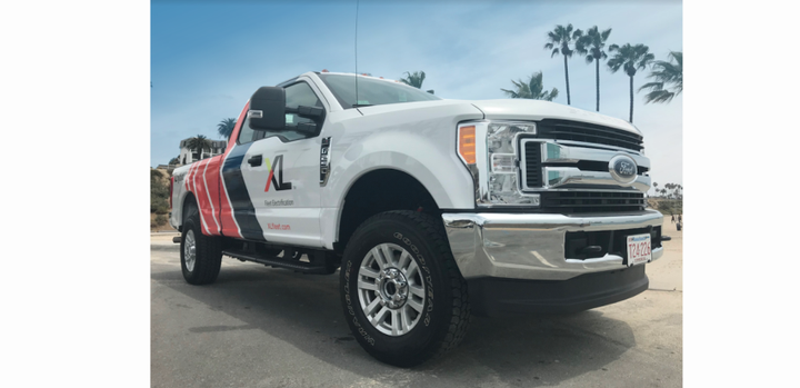 The City of Sacramento expects a 25% increase in MPG from its XL hybrid electric trucks, compared to its standard gasoline-powered fleet vehicles.
