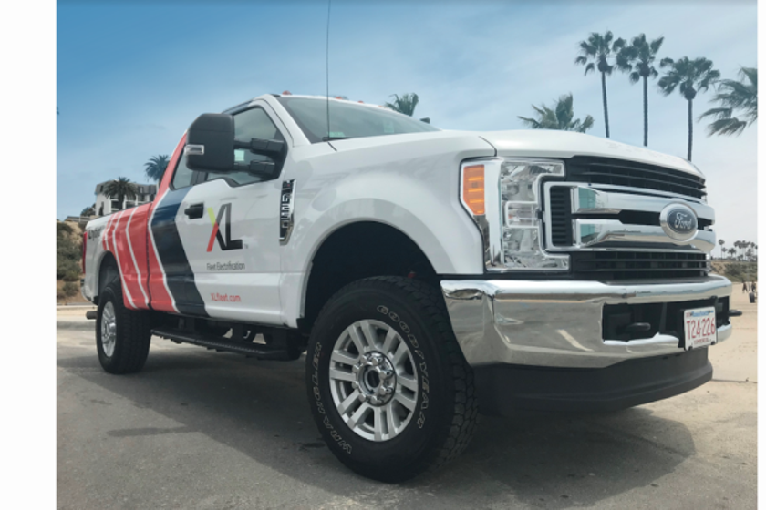 The City of Sacramento expects a 25% increase in MPG from its XL hybrid electric trucks,...