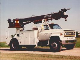 Digger derricks in the 1970s were engineered with strong-box-constructed booms and dual-lift...