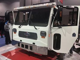 Crane Carrier Company unveiled its newest Signature Chassis, the Low Narrow Tilt (LNT). With its...