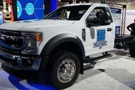Work Truck Show 2020 in Photos: Trucks