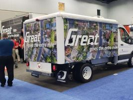 Great Dane offers the Johnson line of composite refrigerated bodies that can be used on trucks...