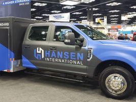 Hansen International manufacturers, designs, and distributes vehicle hardw3are systems for a...
