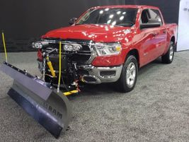 Ram introduced a snow plow prep package for the 2021 Ram 1500Tradesman, Big Horn, and Laramie...