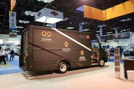 Work Truck Show 2020 in Photos: Vans