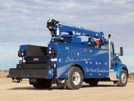 he Stellar TMAX Aluminum series of mechanic service bodies combines the Stellar Torq-Isolator...