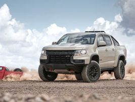 The Chevrolet Colorado took on a new look for the 2021 model-year. The WT, LT, and Z71 Colorado...