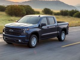 Chevrolet Silverado 1500 offerings include regular cab, double cab, and crew cab body styles —...