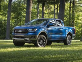 This mid-size pickup truck is powered by a 2.3L EcoBoost engine featuring 270 horsepower and 310...