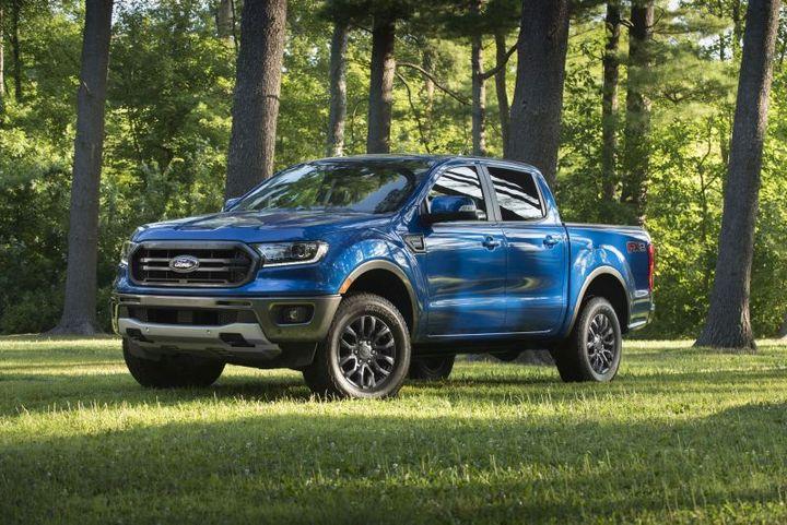 Ford Ranger - Photo: Ford