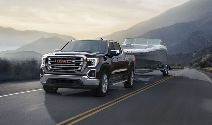 GMC Sierra 1500 - Photo: GMC
