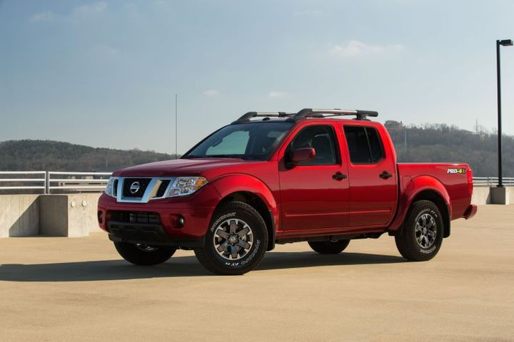 Nissan Frontier - Photo: Nissan
