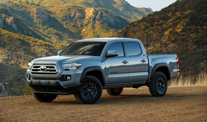Toyota Tacoma - Photo: Toyota