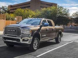 The Ram Heavy Duty offers a towing capacity of 35,100 pounds and a payload capacity of 7,680...