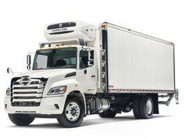 Part of Hino's XL Series that also includes the XL8 Class 8 truck, the XL7 is powered by the...