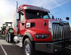 The all-new Western Star 49X Vocational Truck.