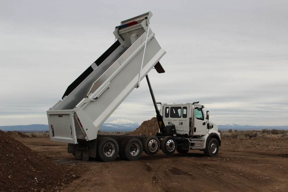 From snowplows and mixers to bulk haul tractors and everything in between, the wide selection of...