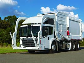 Freightliner Econic SD: The Freightliner EconicSD is specifically designed for refuse applications.