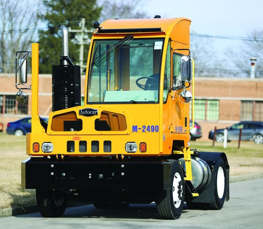 Autocar ACTT:Ideal vocations for the Autocar ACTT terminal tractor include freight, intermodal,...