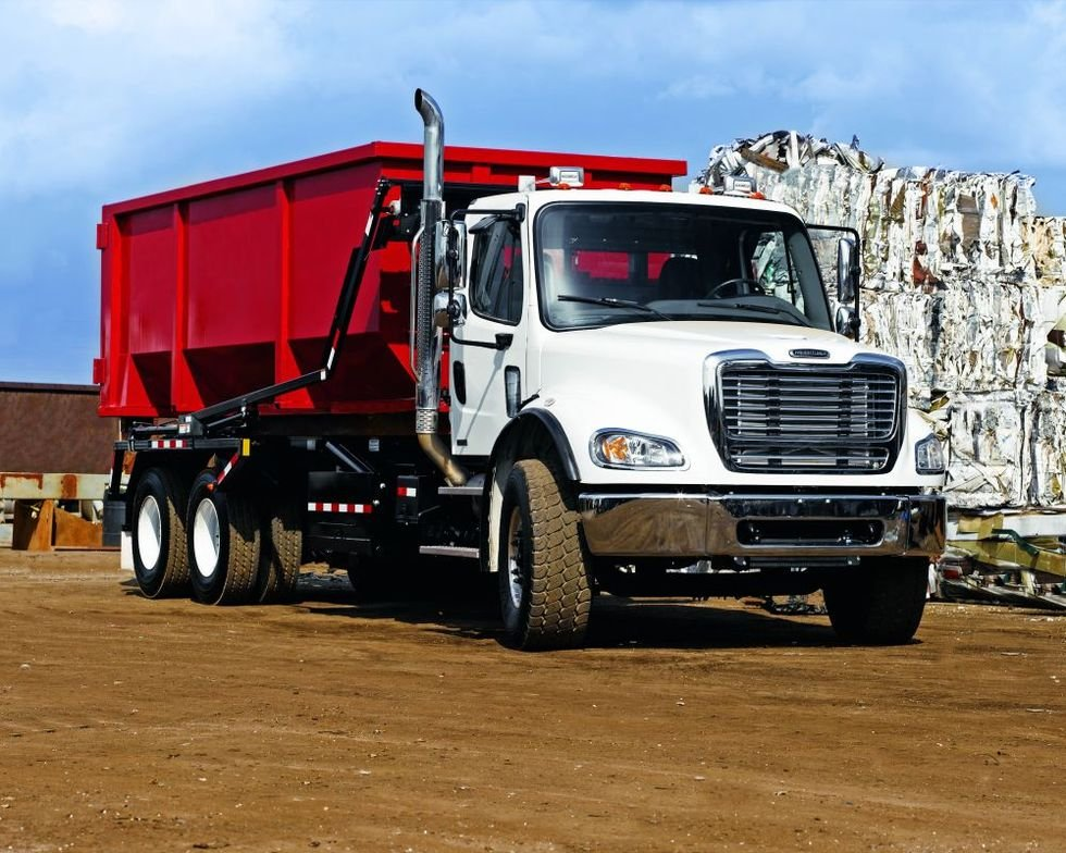 Freightliner M2 112: Ideal vocations for the Freightliner M2 112 include fire & rescue, flatbed,...