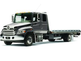Hino L Series:Ideal vocations for the Hino L6 include towing & recovery, box, reefer, stake...
