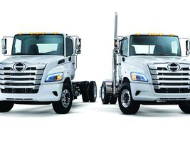 Hino XL Series:Ideal vocations for the Hino XL include box, dump, tanker, crane, refuse and...