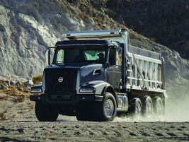 Volvo VHD: The Volvo VHD is designed for a variety of vocational applications where horsepower...